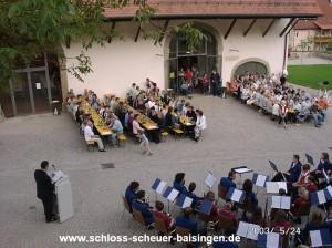 20030524_Einweihung_Schlosshof_04